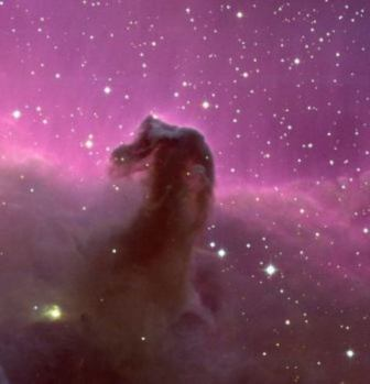 Nebulosa del Caballo.
