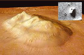 La historia de la cara de Marte