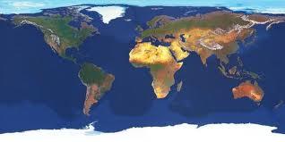 El pasado y futuro de la deriva de los continentes en poco más de 1 minuto